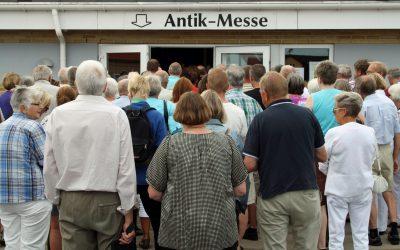 Løkken Antique Fair Opens