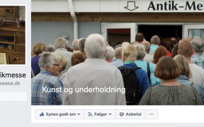 Husk også at følge med på vores nye Facebook-side