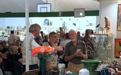 7 New Exhibitors at Løkken Antique Fair 2019